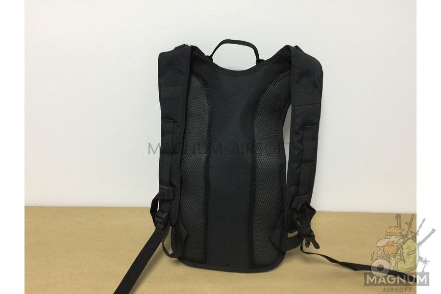 IMG 5462 - Рюкзак тактический 14 литров AS-BS0106B (24x41x14cm) - Черный