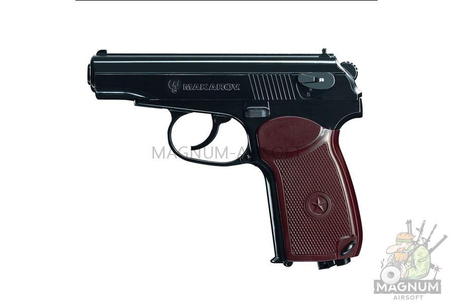 Umarex PM - Пневматический пистолет Umarex PM к.4,5