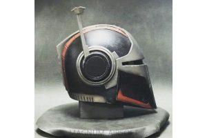 """Шлем """"Мандалорец Сталкер"""""""