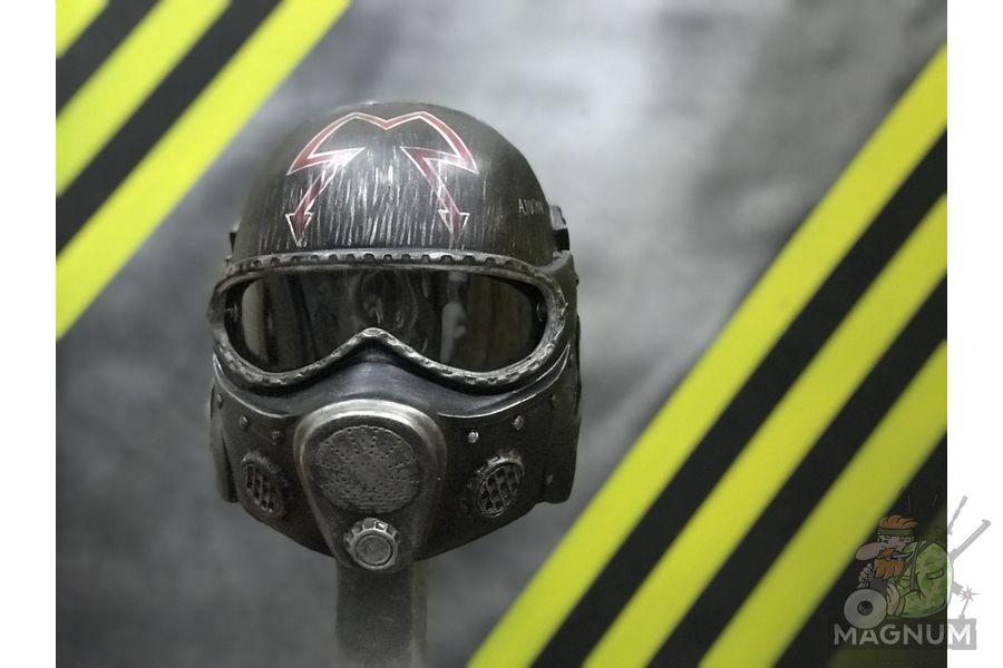 1 - Шлем Спартанец Метро 2033