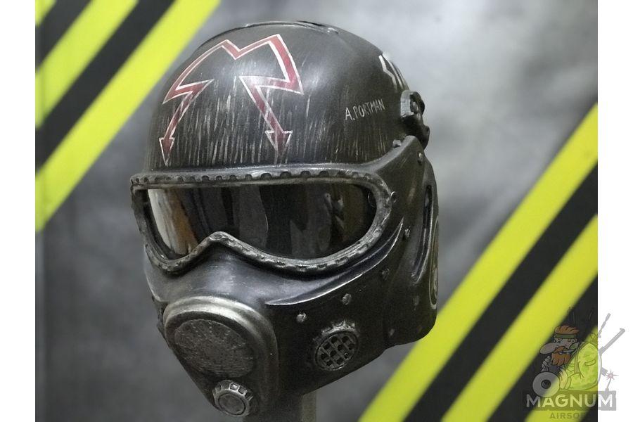 4 - Шлем Спартанец Метро 2033