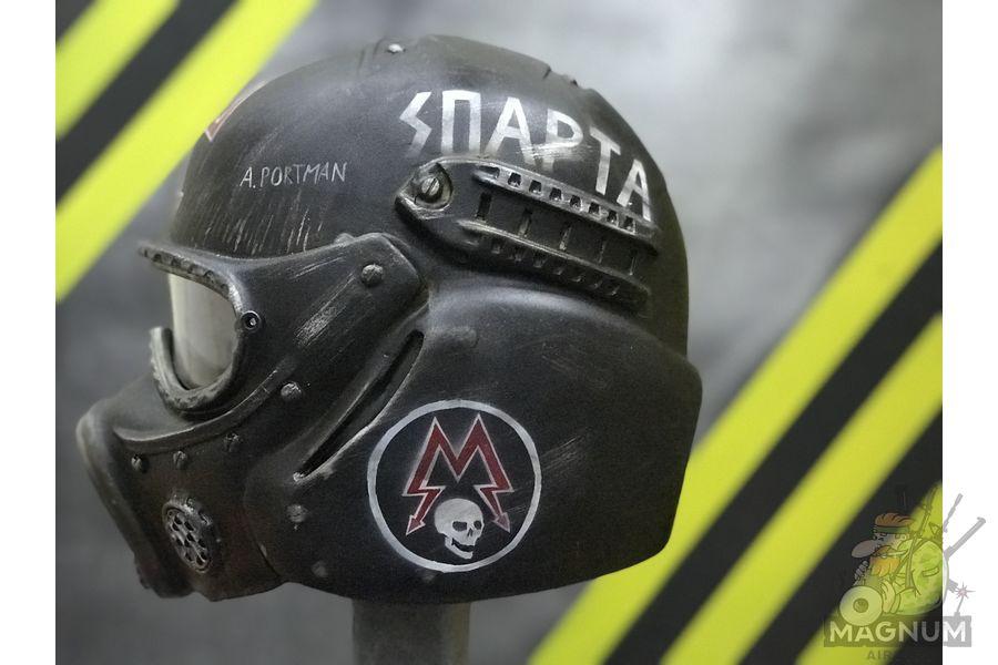 5 - Шлем Спартанец Метро 2033
