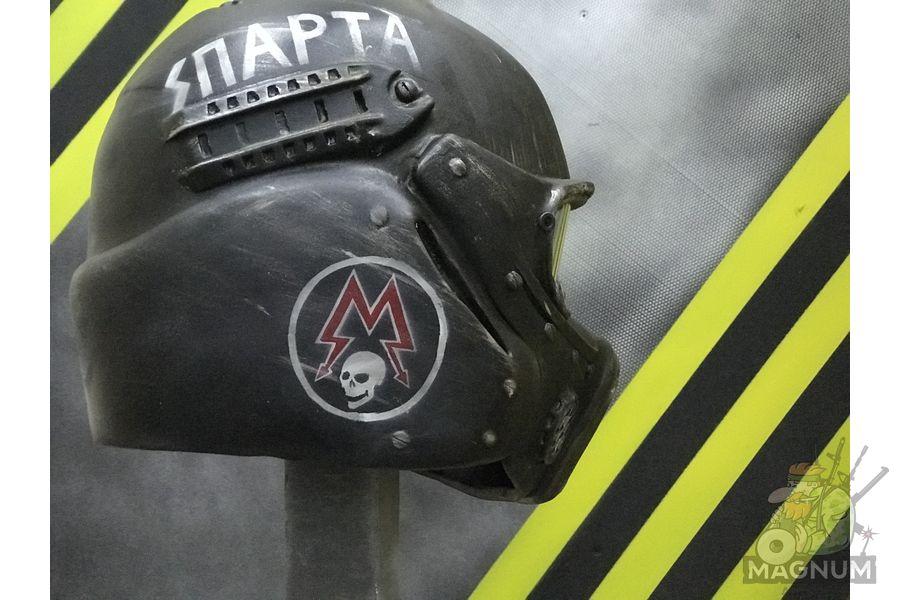 6 - Шлем Спартанец Метро 2033