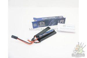 644990414 2 300x200 - Аккумулятор BlueMAX 11.1V Lipo 1100mAh 20C triple 3x (5.2x21x102)