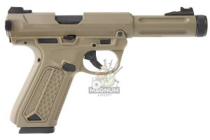 Action Army AAP-01 Assassin GBB Pistol - FDE