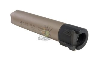 Angry Gun ROTEX V .308 - Dummy Silencer Ver. (Licensed by ASG) (ASIA Edition w/ B&T Trademark)