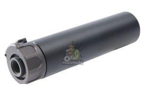 Angry Gun SOCOM 556 Silencer w/ AT2000R Tracer - BK