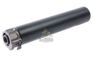 Angry Gun SOCOM 762 Silencer w/ AT2000R Tracer - BK