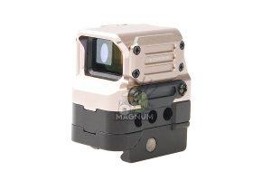 AIM FC1 Red Dot Sight 2 MOA Reflex Sight 1x Holographic Sight - DE