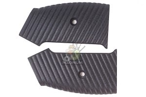 Airsoft Surgeon CNC Grip Pad for M4 GBBR - Type 4