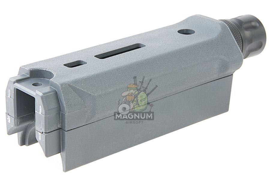 ARES STRIKER AS03 Handguard with Flashlight - UG