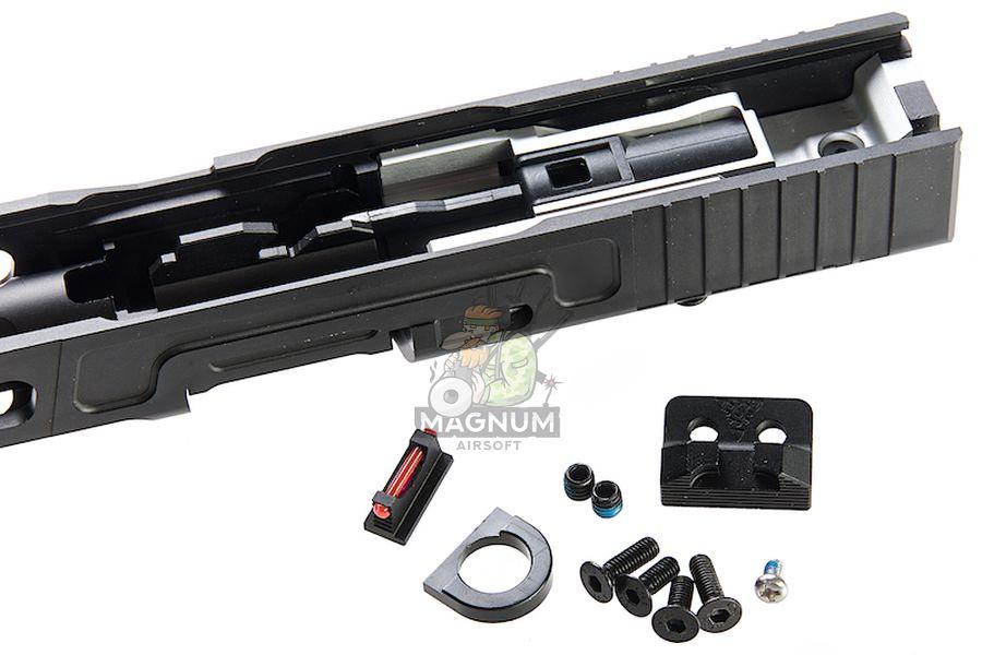 Airsoft Surgeon FI MK2 Slide for Tokyo Marui / WE G17 GBB Pistol