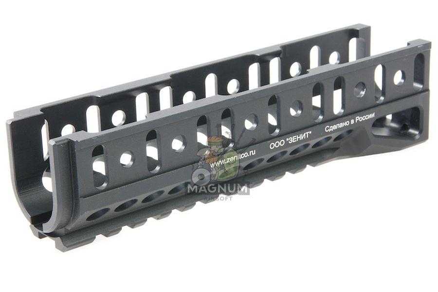 Airsoft Surgeon B-10U Classic Ak Handguard for LCT / GHK AK Series(except AKS74U) - Black