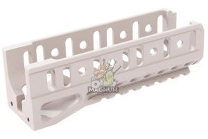 Airsoft Surgeon B-11U Railed Handguard for LCT / GHK AKS74U - TAN