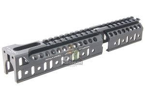 Airsoft Surgeon B-30U Classic AK Handguard for LCT / GHK AK AEG / GBBR - Black