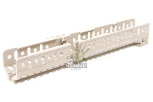 Airsoft Surgeon B-30U Classic AK Handguard for LCT / GHK AK AEG / GBBR - Desert TAN
