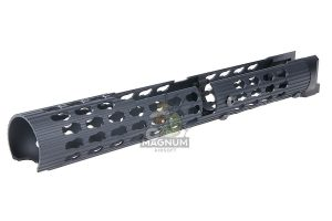 Airsoft Surgeon VS-24 Aluminum AK Long Tubular Handguard for LCT / GHK AK AEG / GBB Series