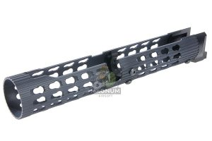 Airsoft Surgeon VS-25 Aluminum AK-105 Tubular Handguard for LCT / GHK AK AEG / GBB Series