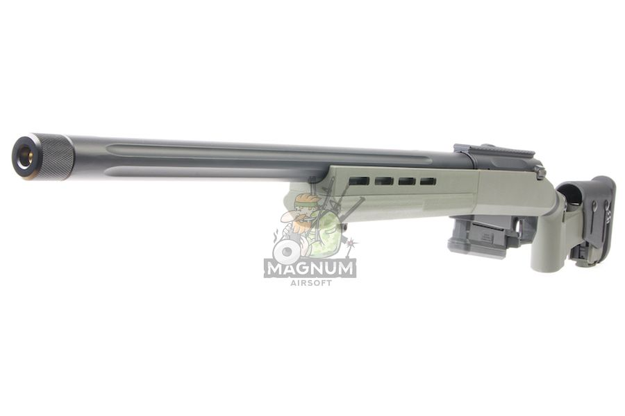 ARES Amoeba Tactical 'STRIKER' AST-01 Sniper Rifle - Olive Drab