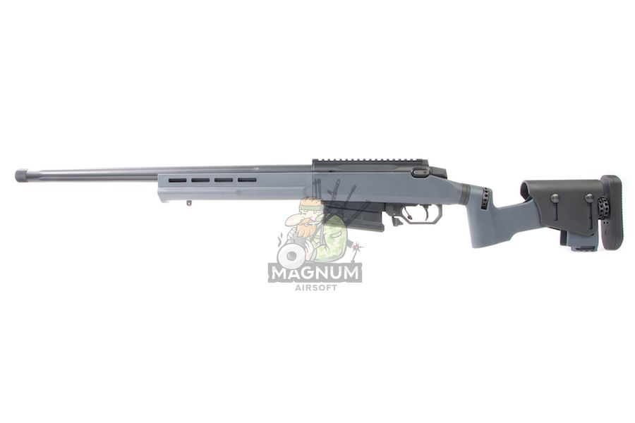 ARES Amoeba Tactical 'STRIKER' AST-01 Sniper Rifle - Urban Grey