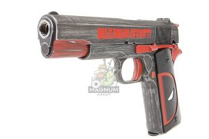 AW Custom Deadpool 'Maximum Effort' 1911 GBB Pistol