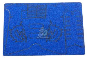 A-ZONE Gear GOLD DRAGON for G Series (Blue) (Clearance)