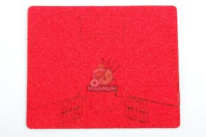 A-ZONE Gear Tanfoglio Grip (Red) (Clearance)