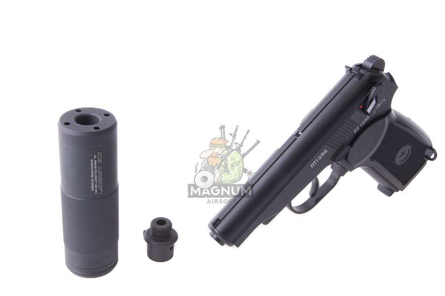 ICS PM2 Makarov Non Blowback Co2 Version Pistol