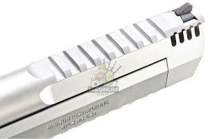 Cybergun WE Desert Eagle L6 .50AE GBB Pistol - Silver (by WE)