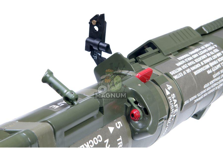 Deep Fire AT4 Launcher w/ Fiberglass Tube (Airsoft Version)
