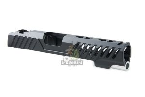 EDGE Custom 'RAZOR' Standard Slide for Tokyo Marui Hi-Capa / 1911 GBB Pistol - Black (by Guns Modify)