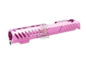 EDGE Custom 'RAZOR' Standard Slide for Tokyo Marui Hi-Capa / 1911 GBB Pistol - Purple (by Guns Modify)