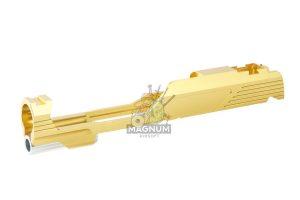 EDGE Custom 'MEGA' Standard Slide for Tokyo Marui Hi-Capa / 1911 GBB Pistol - Gold (by Guns Modify)