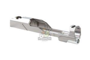 EDGE Custom 'MEGA' Standard Slide for Tokyo Marui Hi-Capa / 1911 GBB Pistol - Grey (by Guns Modify)
