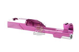EDGE Custom 'MEGA' Standard Slide for Tokyo Marui Hi-Capa / 1911 GBB Pistol - Purple (by Guns Modify)
