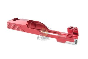 EDGE Custom 'MEGA' Standard Slide for Tokyo Marui Hi-Capa / 1911 GBB Pistol - Red (by Guns Modify)