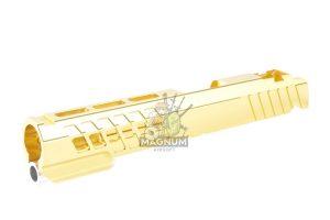 EDGE Custom 'ANA' Standard Slide for Tokyo Marui Hi-Capa / 1911 GBB Pistol - Gold (by Guns Modify)