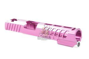 EDGE Custom 'ANA' Standard Slide for Tokyo Marui Hi-Capa / 1911 GBB Pistol - Purple (by Guns Modify)