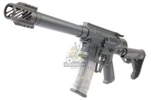 G&G SSG-1 AEG Rifle - Black