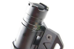 OPSMEN FAST 302M Weapon Light for Keymod System (400 Lumen) - Black
