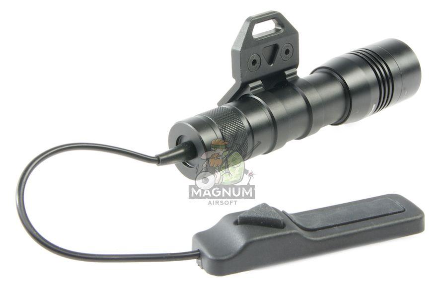 OPSMEN FAST 502K Weapon Light for Keymod System (800 Lumen) - Black
