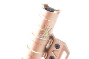 OPSMEN FAST 502K Weapon Light for Keymod System (800 Lumen) - Coyote Tan