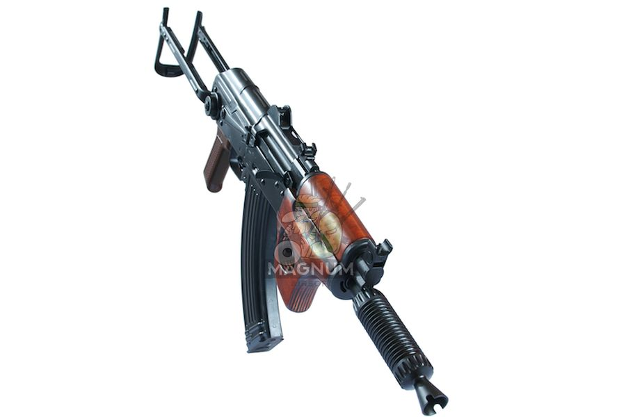 GHK AKMSU Gas Blowback Rifle