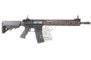 GHK COLT M4A1 Daniel Defense RIS II GBBR