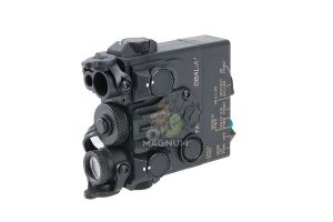GK Tactical DBAL-2 Laser Devices (Red Laser) - Black