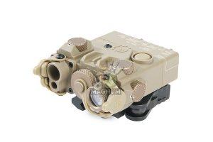 GK Tactical DBAL-2 Laser Devices (Green Laser) - Dark Earth