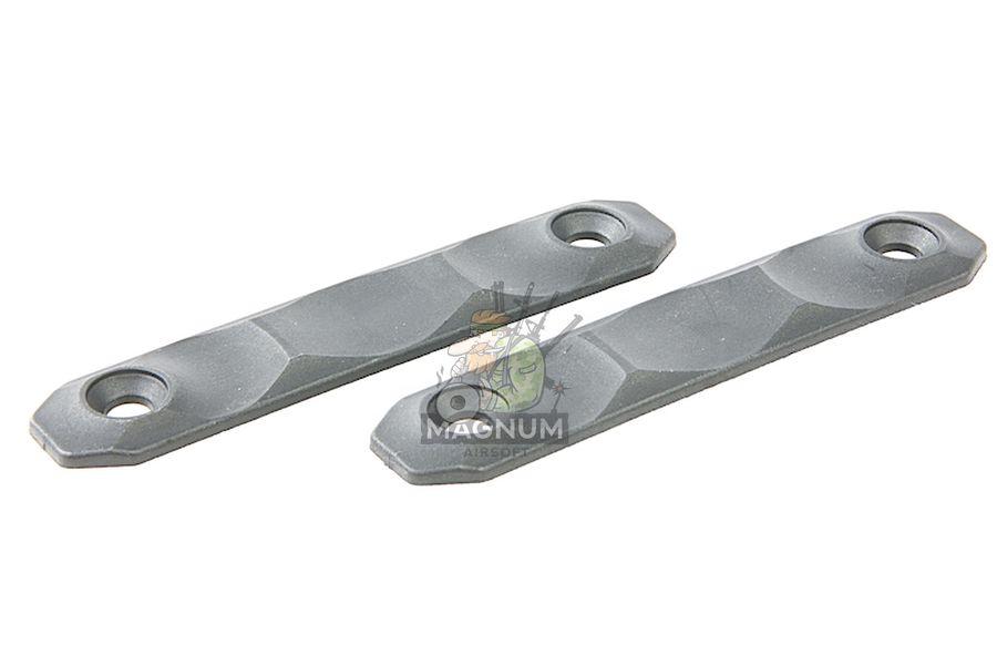 GK Tactical M-Lok Picatinny Rail Type A (Black)