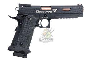 Army Armament / JAG Precision TTI Licensed Combat Master JW3 GBB Pistol
