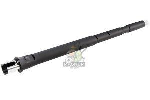 G&P 14.5inch Heavy Barrel for G&P Front Set / RAS Series M4/ M16 AEG (w/ 14mm CW & CCW Thread Adaptor)