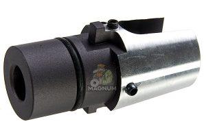 G&P Taper Outer Barrel Adaptor for AEG G&P Taper Metal Body